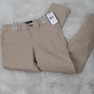 Polo Ralph Lauren sz 7 girls skinny pants